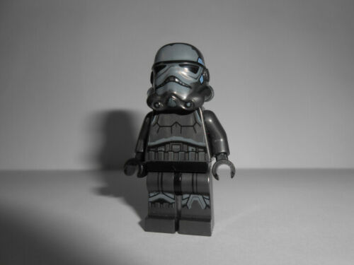 Genuine Lego Star Wars Shadow Stormtrooper Mini Figure sw0603 Set 75079