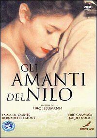 GLI AMANTI DEL NILO di Eric Heumann DVD FILM SEALED