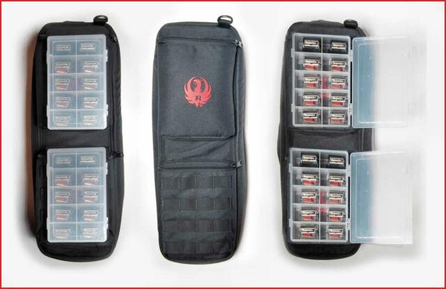 Ruger Bx-1 Magazine Case for 10 10//22 Bx1 Fits Takedown Bag Holds 700 22lr for sale online