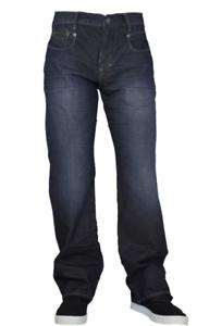 Thug Life Jeans   Indigo bluee