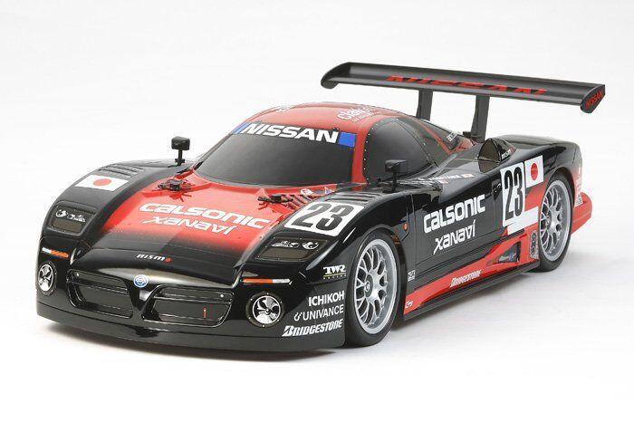 Tamiya 58544 1 10 RC Nissan R390 GT1 (TT-01 Type-E) w ESC