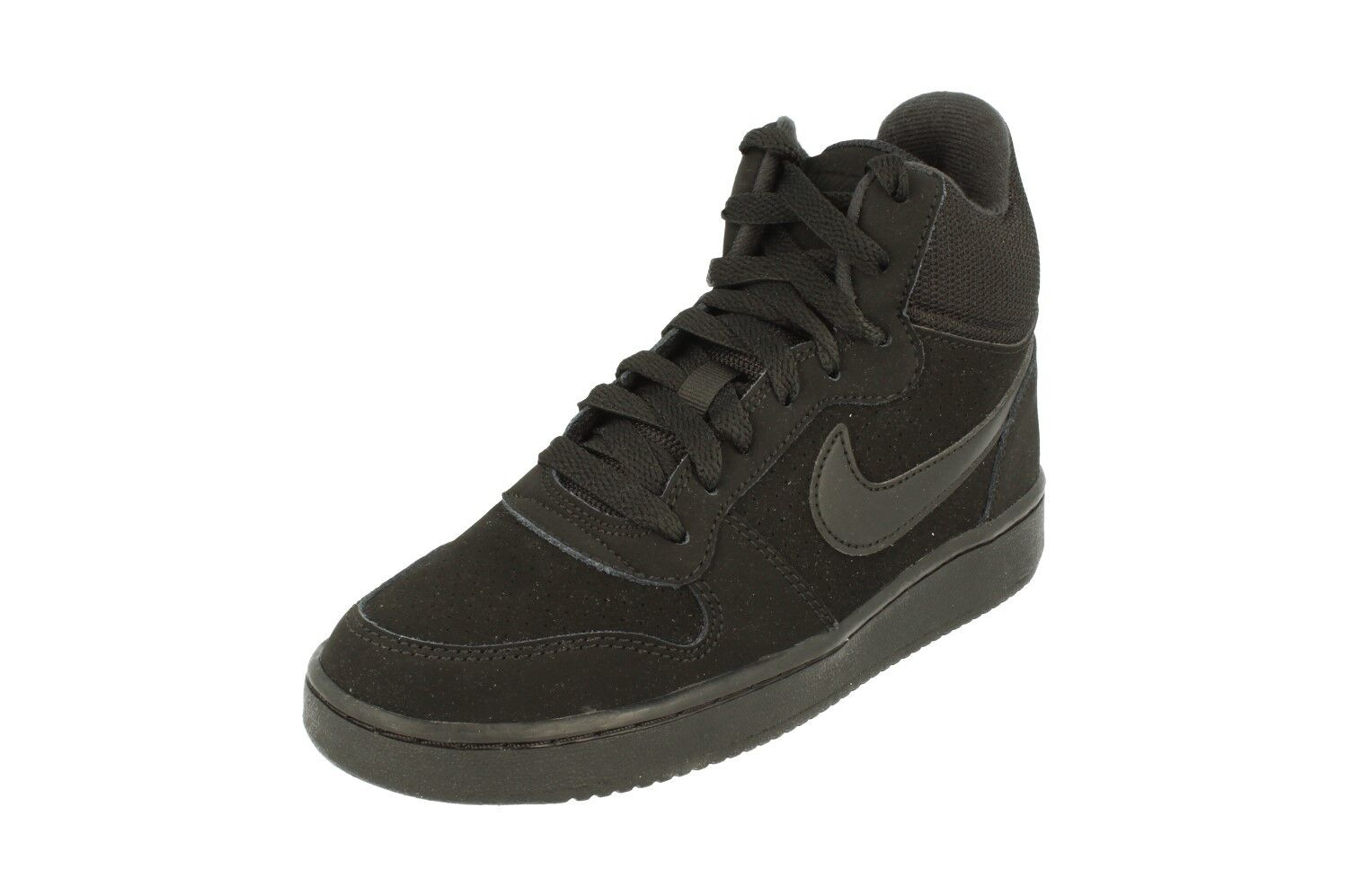 Nike Womens Court Bgoldugh Mid Trainers 844906 Sneakers shoes 002