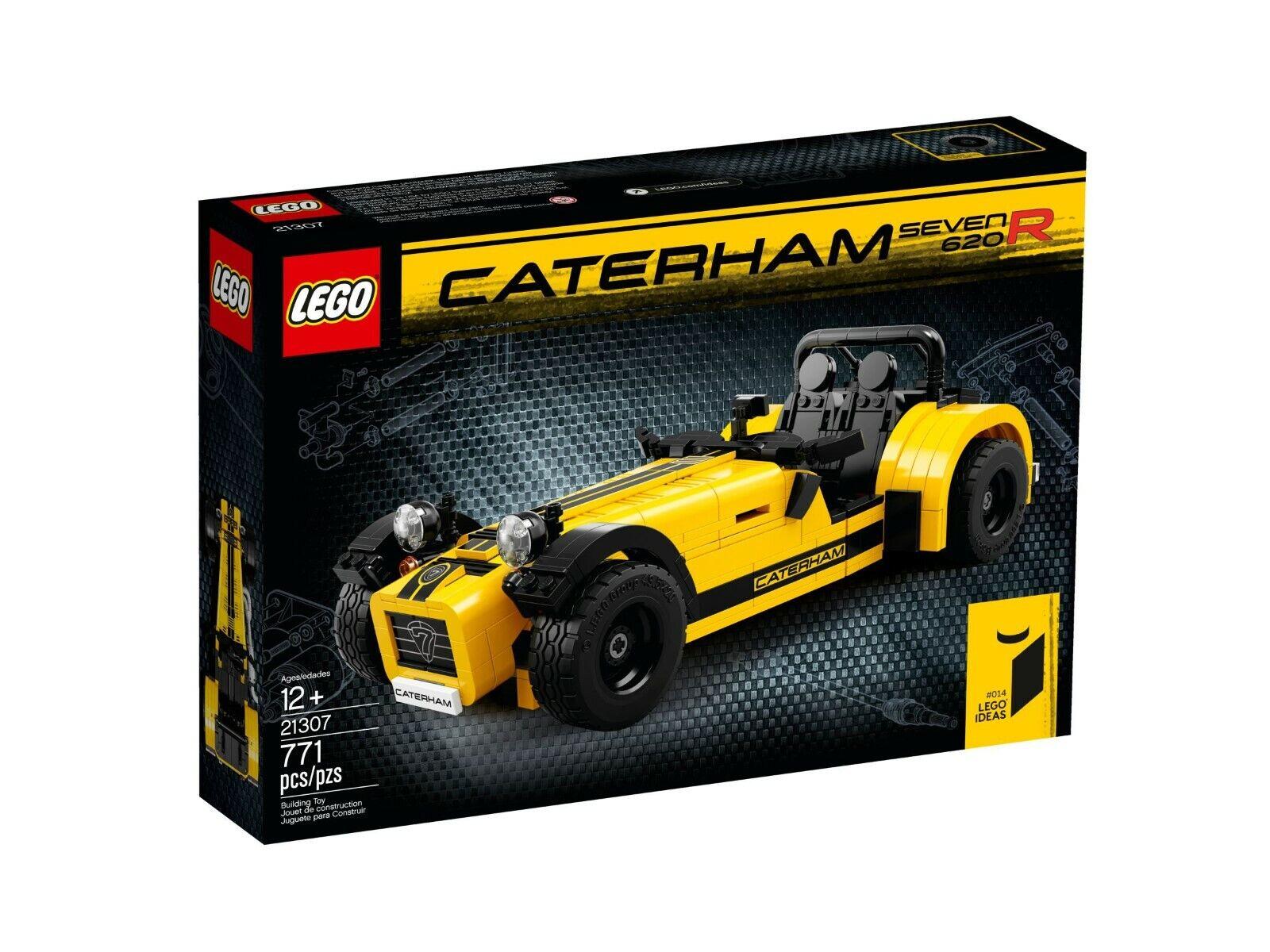 LEGO ® Ideas 21307 Caterham Seven 620r-NEUF & neuf dans sa boîte -