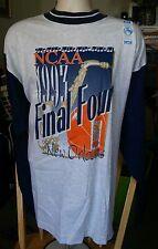 NWT VTG NCAA BASKETBALL FINAL FOUR 1993 Official T-shirt Men's XL New Orleans