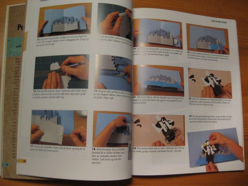 Lær at lave Papirkunst - ny, Clive Stevens, emne: anden
