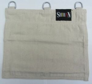 Nws IRON PALM Wing Chun Canvas Wall Striking Bag 1 Section Sold Un-Filled