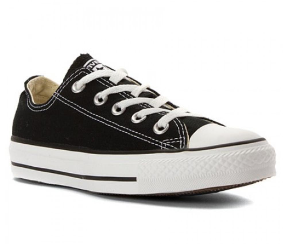 Converse Converse Converse Chuck Taylor All Star Unisex UK 4 EU 36.5 Negro Lona Low Top de Superdry  barato en alta calidad