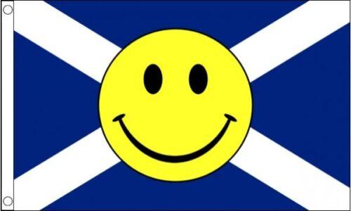 Schottland st Andrews Happy Face Festival 150cm X 90cm Partei 5ft X 0,9 M