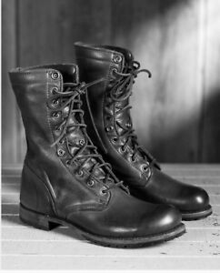 Men Military Style Boots