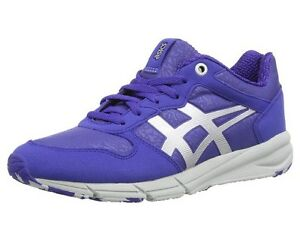 Asics 4 adults' 5 Trainers Dark eu Shaw 37 silver Unisex uk Blue Runner rqwzrxaFn