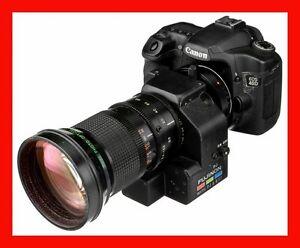 Adapter-CANON-EF-Mount-1Dc-5D-7D-T5i-C100-C300-C500-gt-2-3-034-B3-IKEGAMI-Lens