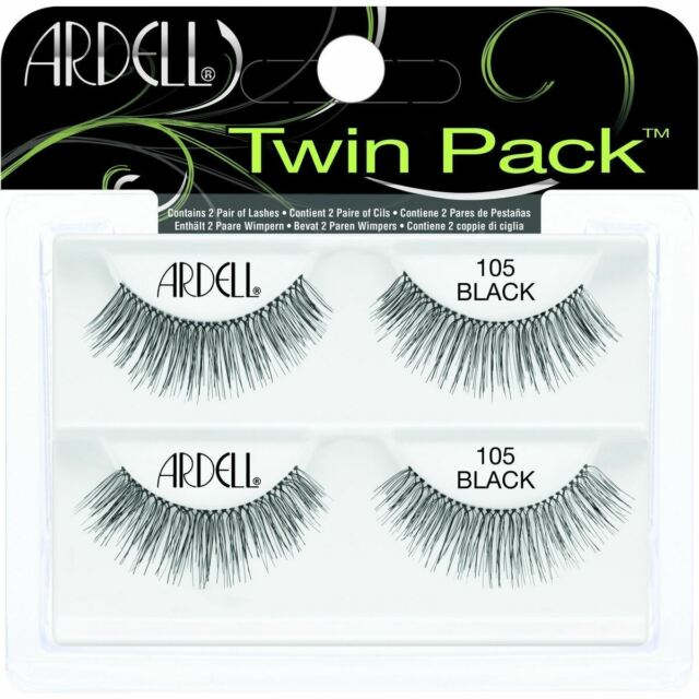 62645f7b344 Ardell Twin Pack Lashes DEMI Two Pair 105, 110, 101, 120 *Cheapest