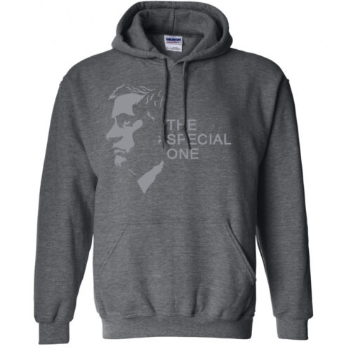 José Mourinho Chelsea Gray Soccer Hoodie Adult The Special One Jose Hoody Youth