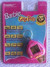 1997 Barbie Precious Kitty Virtual Cyber Giga Pet Electronic Game, New NRFP