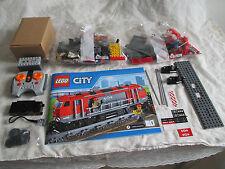 Lego neu: 60098 City Eisenbahn Lokomotive mit Power funktion und Steuergerät
