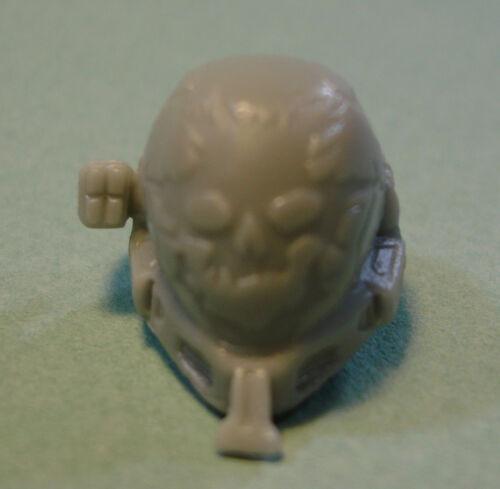 "MH238 Custom Cast head use w//3.75/"" Star Wars GI Joe Acid Rain action figures"