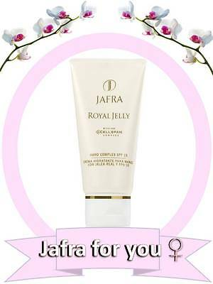 Jafra Royal Jelly with Cellspan Hand Complex Broad Spectrum SPF 15  ~BONUS SIZE~