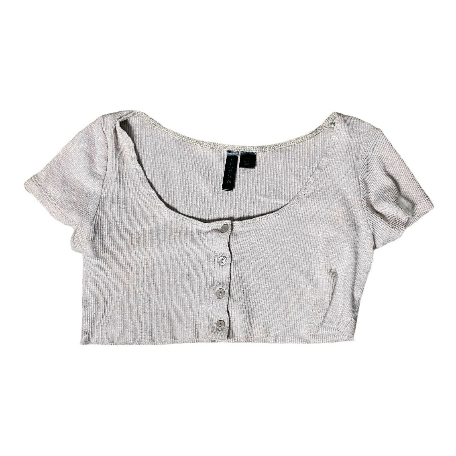 Fairycore Grunge Ribbed Crop Top Y2k 90s Aesthetic - image 9