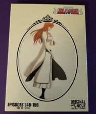 Bleach Uncut Box Set, Vol. 9 (DVD, 2011, 3-Disc Set)