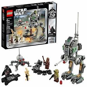 Lego Star Wars 75261 Clone Scout Walker 20th Anniversary IN HAND NIB Darth Vader