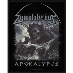 EQUILIBRIUM-Apokalypse-PATCH-Official-Power-Metal-NEW