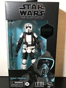 """Star Wars Black Series Gaming Greats Scout Trooper 6"""" GameStop exclusive"""
