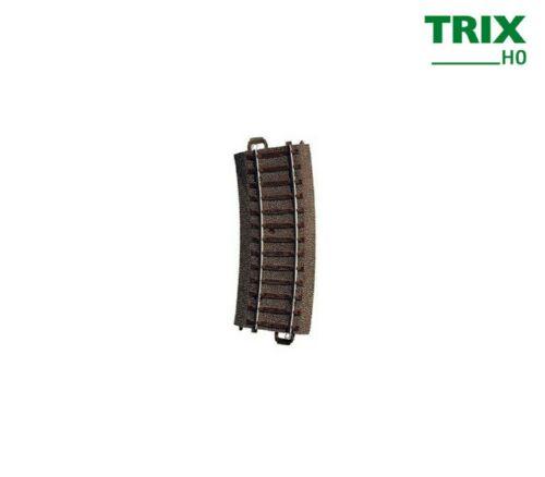 merce nuova Arco di 15 ° Trix 62115 binario curvo r1 360 mm