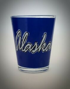 Alaska-Shot-Glass