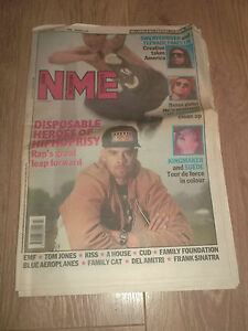 NME-MAGAZINE-NEWSPAPER-6-JUNE-1992-SUEDE-KINGMAKER-THE-MISSION-SWERVEDRIVER
