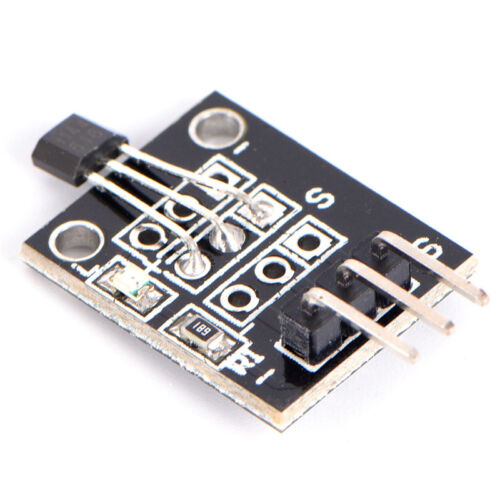 KY-003 Hall Effect Magnetic Sensor Module For Arduino PIC AVR Smart Car RS