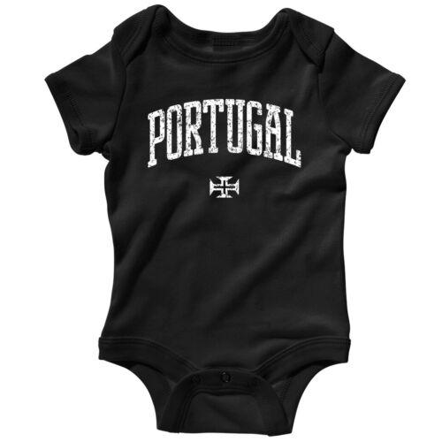 NB to 24M Portugal One Piece Lisbon Porto Amadora Baby Infant Creeper Romper