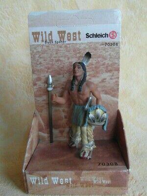 SCHLEICH SIOUX INDIANER SPÄHER 70308