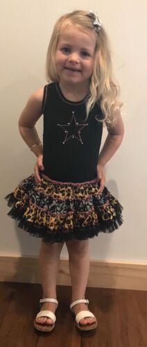 Ooh La La Couture Designer girls party dress size 2 and 4