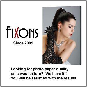 "Cotton Canvas Matte for Epson Printers 24"" x 40' - 2 Rolls"