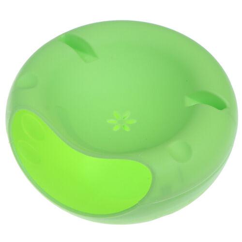 Kreative Form Lazy Snack Bowl Für Schichten Samen Nüsse Obst Aufbewahrungsbox