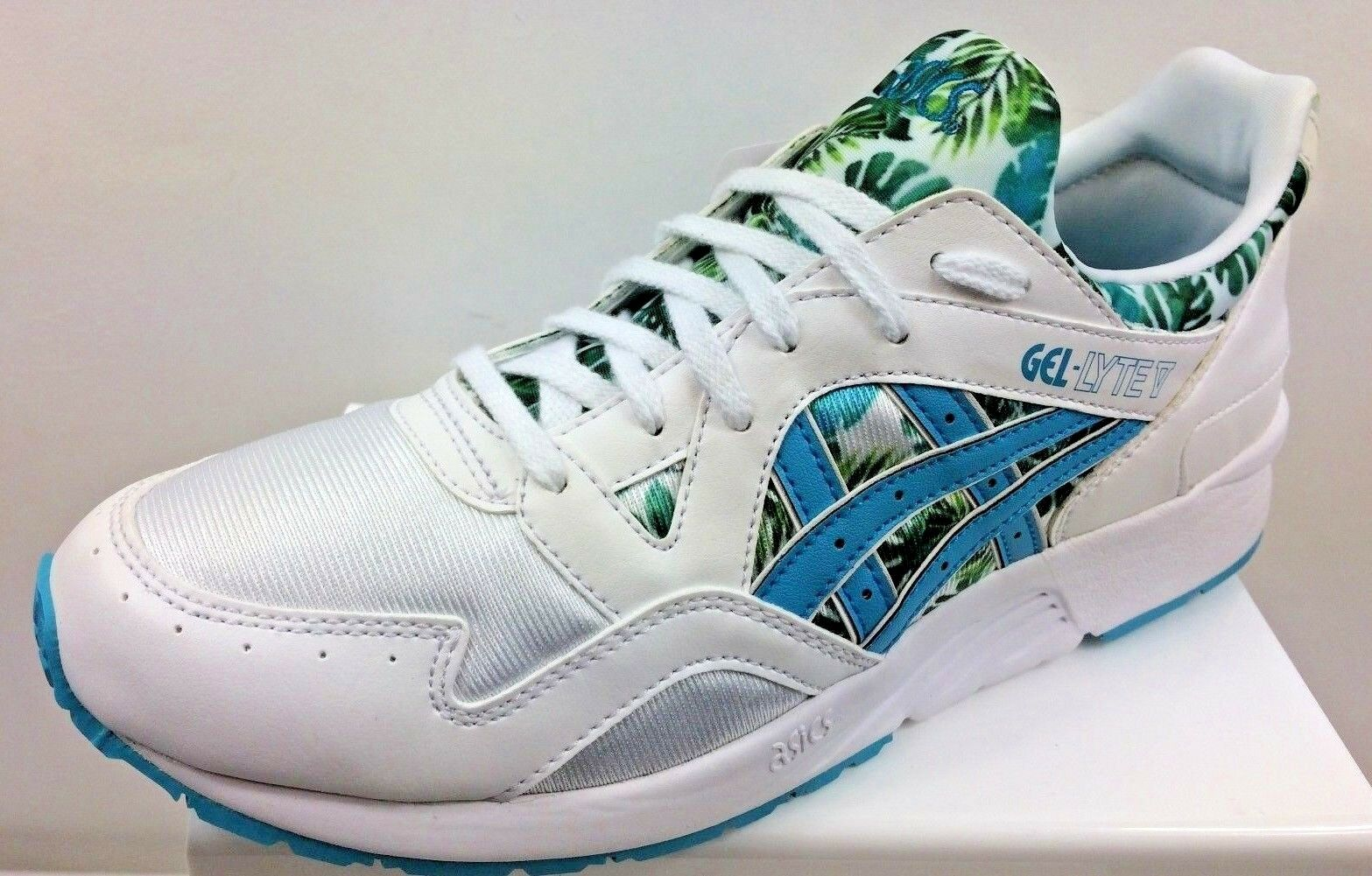 ASICS GEL-LYTE V GS LADIES TRAINERS BRAND NEU SIZE UK 4 (G29)