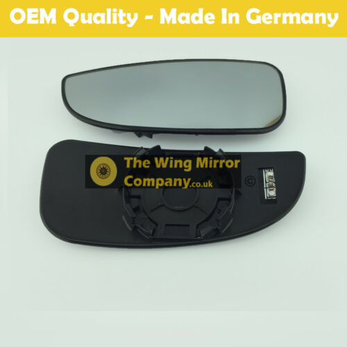 Peugeot Boxer Blind Spot Wing Mirror With Base Heated LEFT HAND 2006 to 2017