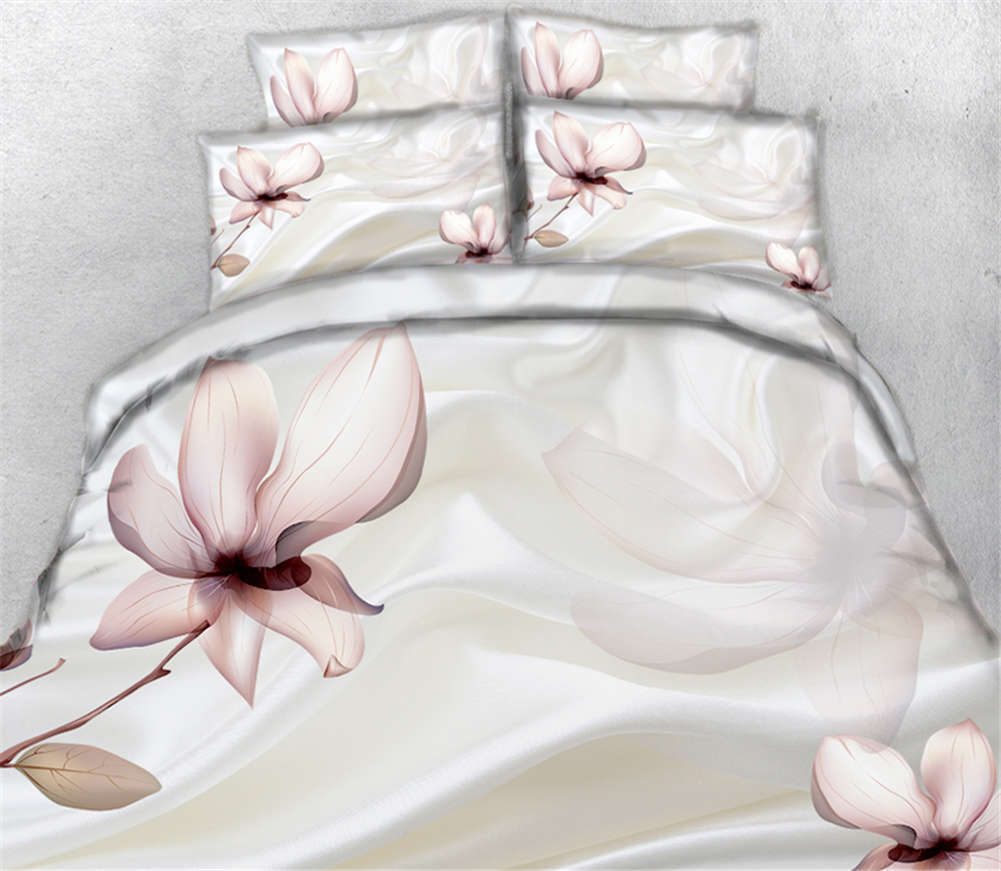 Most Unspotted Lily 3D Printing Duvet Quilt Doona Covers Pillow Case Bedding Set