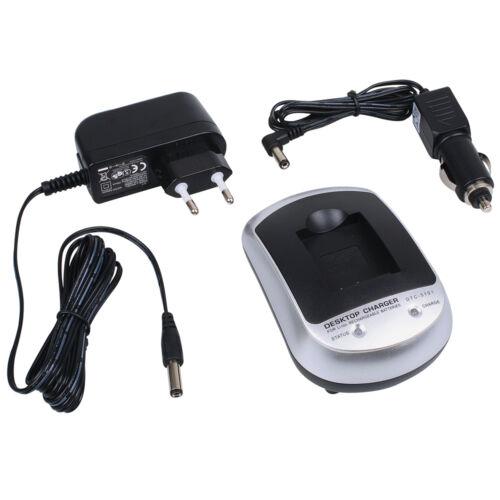 estación de carga para Sony dcr-sr50 dcr-sr60 Cargador