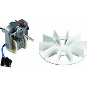 Broan Bath Exhaust Fan Replacement Motor Wheel Kit 50cfm