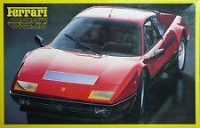 FERRARI 512 BB FUJIMI 1/16 SCALE KIT PLASTIC MODEL CAR