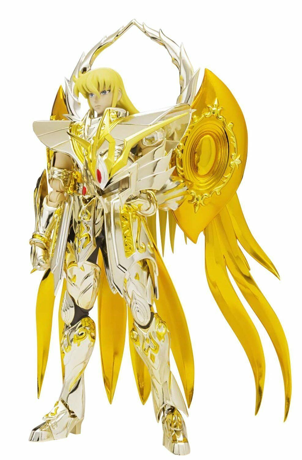 Bandai Saint Seiya Cloth Myth EX Soul of Gold Virgo Shaka (God Cloth)