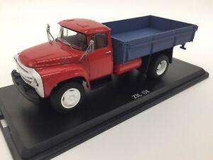 Ikarus 526 Fire truck SSM ModelPro 0125MP 1:43