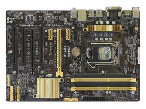 ASUS Z87-PRO LGA 1150 Intel HDMI SATA 6Gb//s USB 3.0 ATX Intel Motherboard I//O
