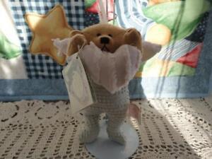Artist From Grandma's Heart Angel Bear Artist Karen Drayne Choice Materials