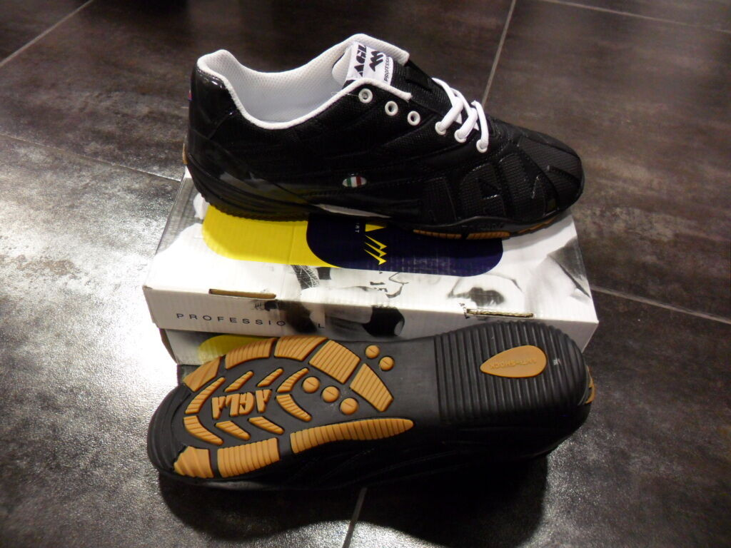 FW17 NR 41 FANTHON 60 SCARPINI zapatos CALCETTO FUTSAL SUOLA LISCIA SALA SFTMIBK