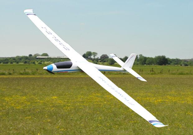 Tech One Eagle-1 2m Huge Radio Remote Control Model Aeroplane Glider
