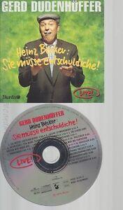 100% Heinz Gerd Dudenhöffer: : Musik