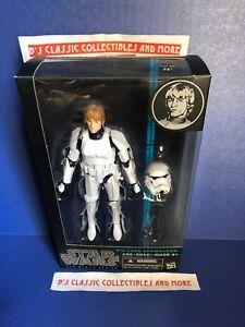 Star Wars La Série noire Luke Skywalker Déguisement de Stormtrooper 6   Star Wars The Black Series Luke Skywalker Stormtrooper Disguise 6