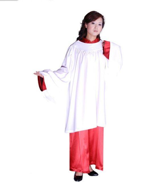 Clergy Altar Surplice Robe Liturgical Church Garments Choir Robe Altar Suit | eBay